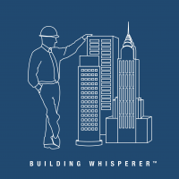 Building Whisperer Blue Logo 1
